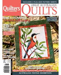 Australian Quilts Magazine Issue 6 & Great Australian Quilts Magazine Issue 6 Adamdwight.com