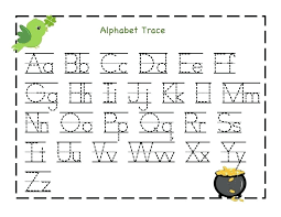 trace alphabet worksheets – judebarker.club
