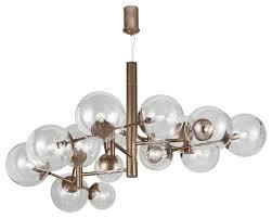 metal lux global bronze 16 light chandelier