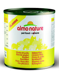 <b>Консервы</b> (банка) <b>Almo Nature Classic</b> Adult Cat Chicken Fillet