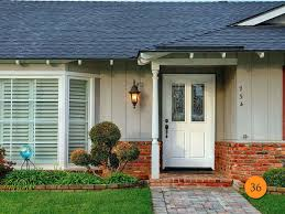 red front door white house. Front Doors Outstanding Door White For Home Inspirations Red House