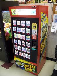 Lottery Ticket Vending Machine Fascinating You Can Soon Use A Credit Card To Buy Ohio Lottery Tickets Scene