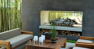outdoor fireplace backyard fireplace designs and ideas for awesome concrete outdoor fireplace