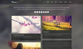 Free Html Website Templates Awesome 28 Beautiful Free HTML Web Templates