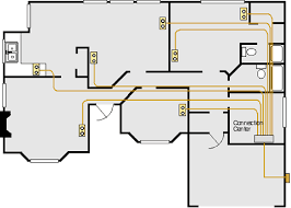wiring home network diagram ethernet wiring \u2022 free wiring diagrams home network wiring diagram at Home Network Wiring