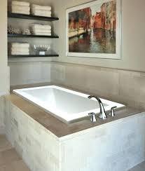 setting a bathtub in mortar setting a bathtub zen x soothing soaking series setting bathtub in