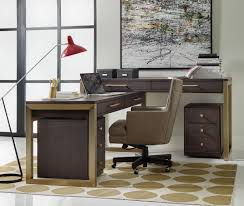 Hooker Furniture Home fice Curata 2 Pc Desk Group 1600 DKW