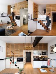 Stair Design 13 Stair Design Ideas For Small Spaces Contemporist