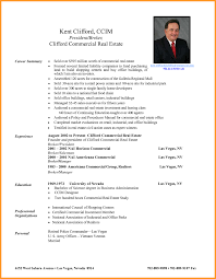 Sales Director And Strategic Manager For Real Estate Resume Letter