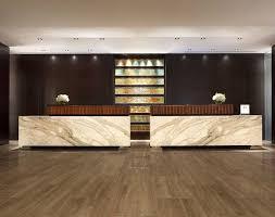 wan interiors hotels hilton mcclean hotel reception desk