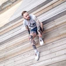 топ 6 татуированных кировчан фото дочки на теле и тигр на животе