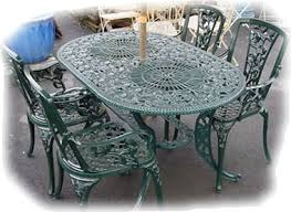 white iron garden furniture. perfect garden 140cm oval rose cast iron furniture set with white iron garden furniture 3