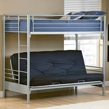 metal bunk bed futon. Bunk Beds With Futon Bottom And Desk Metal Bed . A