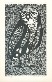'Burrowing Owl' by Nicola Barsaleau