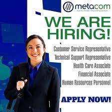 mass hiring call center agent vacancies job hiring mass hiring call center agent 100 vacancies job responsibilities