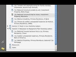 Sample Hardship Letter Youtube