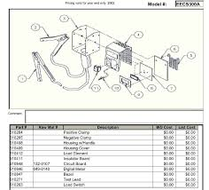 on model eecs300a battery load tester parts list wiring diagrams snap on model eecs300a battery load tester parts list wiring diagrams schematic