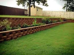 retaining wall ideas diy best retaining wall images on for decorative retaining wall ideas easy diy