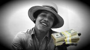 Image result for picture of obama feeding pigs