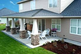 attached covered patio ideas. Backyard Covered Patio Small Back Ideas Fun About  Decks On Attached