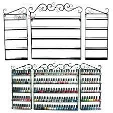 wall mount nail polish rack nail polish wall organizer nail polish wall rack wall mounted acrylic wall mount nail polish rack