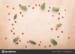 Simple Christmas Composition Stock Photo Fotyma 134400318