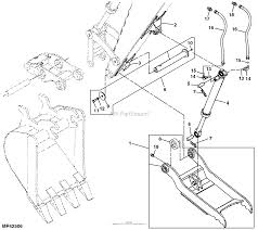 John deere parts diagrams john deere 110 tractor loader backhoe