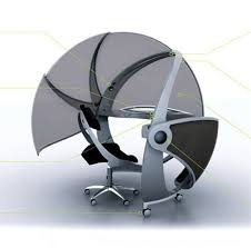 office chair futuristic cool computer chair. Futuristic Office Chair Enjoyable 15 Chairs Computers And Furniture On Pinterest Cool Computer