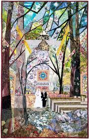 105 best Religious quilts images on Pinterest | Quilt block ... & Little Pink Church in the Wildwood Â« Ann Harwell, Fabric Artist Adamdwight.com