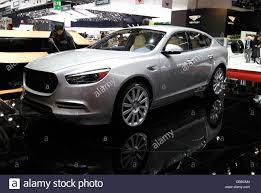 Car DeTomaso DeAuville of the re-established Italian carmaker ...