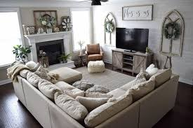 mesmerizing farmhouse living room ideas