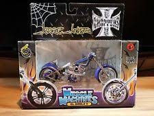 2 jesse james muscle machines 1 18th scale west coast choppers ebay