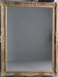 a large reion wall mirror