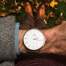 mens health the watch makes the man post the tie guy wearing my daniel wellington classic bristol in my backyard in rhinebeck