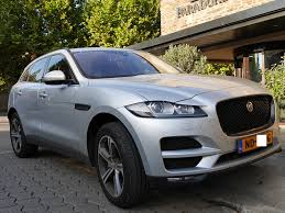 JAGUAR F Pace: Silver Color