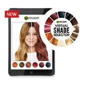 Garnier Color Naturals Shades Chart My Shade Selector Find The Best Hair Color For You Garnier