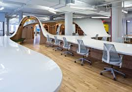 long office tables. barbarian group nyc superdesk one giant office desk by clive wilkinson architects machineous 6 long tables g