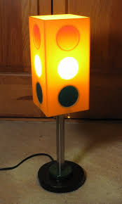 Stop Light Lamp Traffic Light Decorations For The Garage Kitchen Or