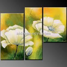 100 handmade modern wall art flower oil painting on canvas