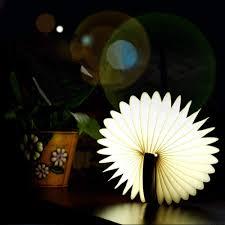 Mood Lamp Book Light Amazon Com Gyqjs Colorful Book Light Pu Leather Mood Lamp