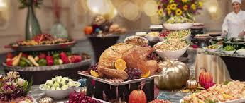 Thanksgiving Buffet Orlando Thanksgiving Day Dinner