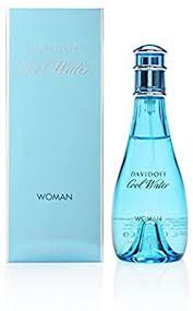 <b>DAVIDOFF Cool Water Woman</b> Eau de Toilette 100ml: Amazon.co ...