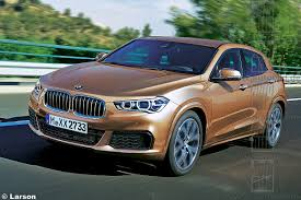 Coupe Series bmw x2 2016 : X2 is hours away from its world debut