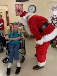 Senior Santa program brings gifts to Salem nursing home residents | WJBD-FM