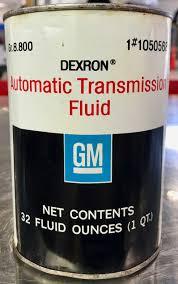 Gm Manual Transmission Identification Chart Dexron Wikipedia