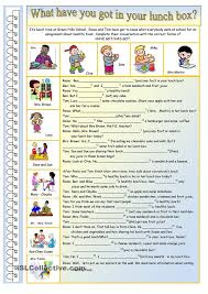 WORKSHEETS: Verb To Have Got – Show And Text