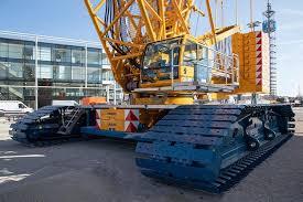 Demag 600 Ton Crane Load Chart Demag Launches Cc 2800 2 Crawler Article Khl