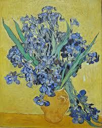 free van gogh irises paintings