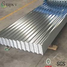 corrugated metal sheet galvanised iron roofing sheets