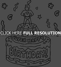 Happy Birthday Grandpa Coloring Pages Happy Birthday Card ...